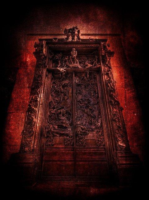 Les portes des ténébres