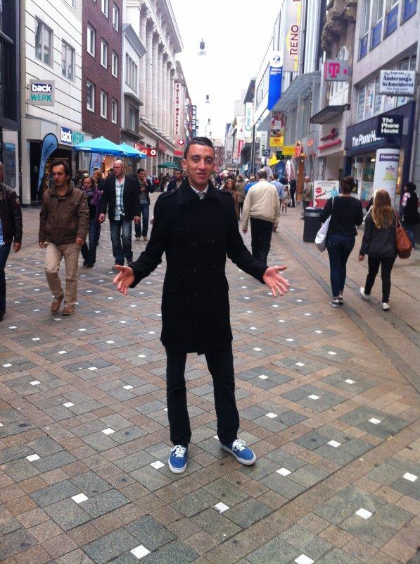 Chui à Dortmund avk les frère on vie la vie dalouka