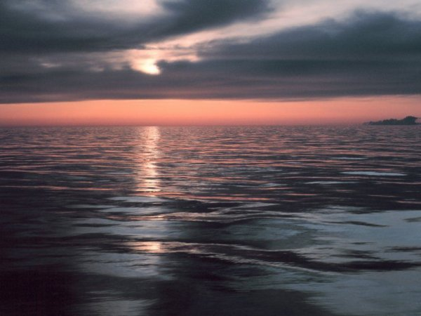 Pensées noyées au fond du gouffre...