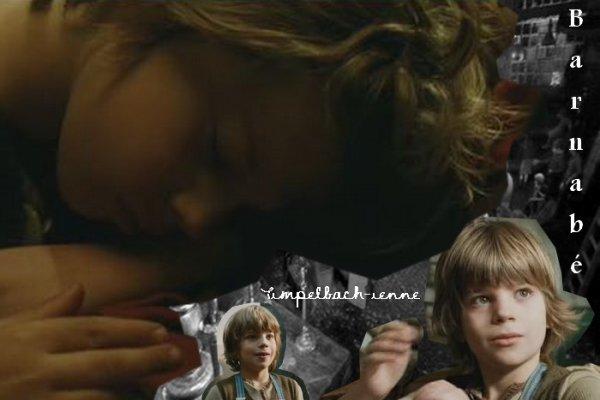 L'enfant de Timpelbach, l'absence