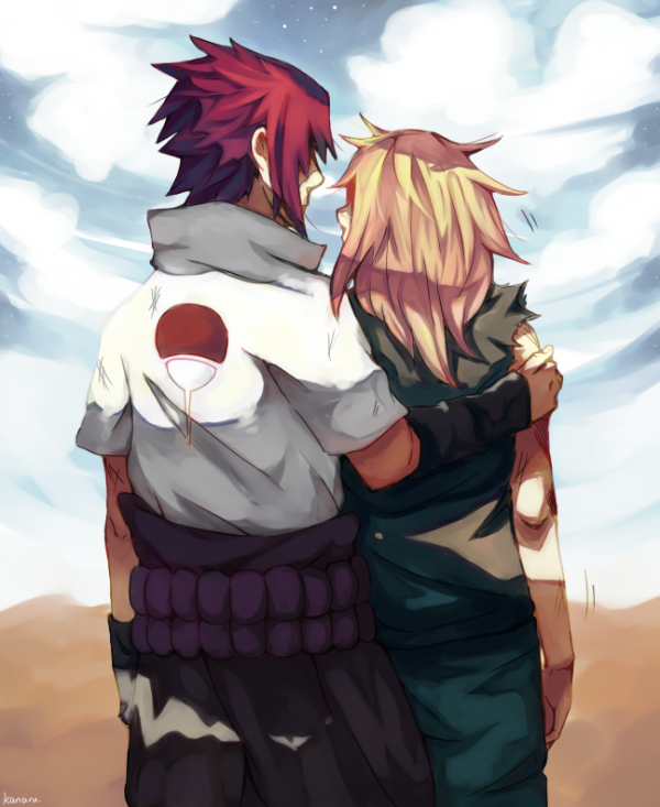 le retour de sasuke