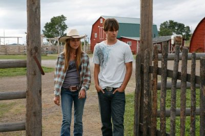 Ty Borden et Amy Fleming