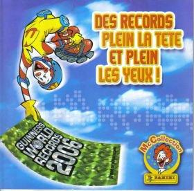 Des Records Plein la Tête et Plein les Yeux - Mc Collection  octobre 2006