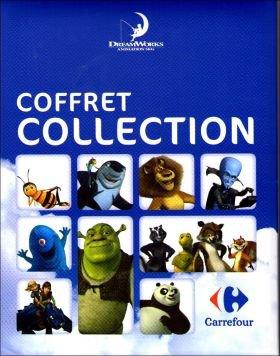 Cartes DreamWorks Carrefour - Cartes à Collectionner aout 2010