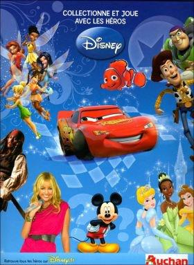 Collectionne et Joue avec les Héros Disney - Auchan Aout 2010