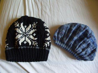 Bonnet et beret