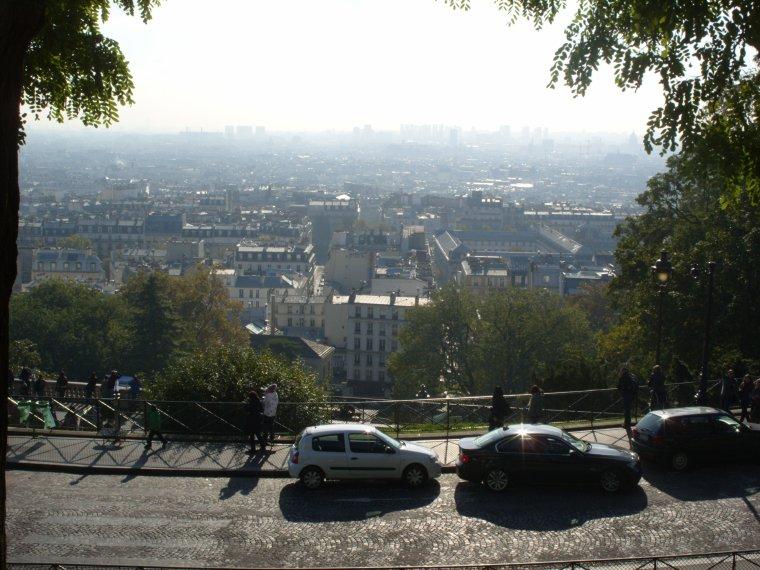 Balade a Montmartre