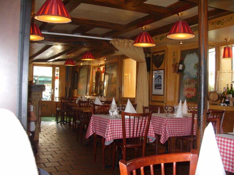 Restaurant sur la Butte