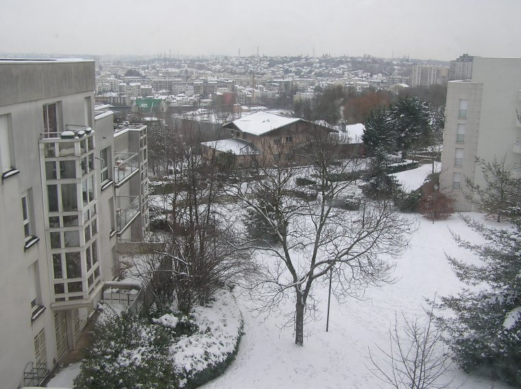 Le retour et la neige