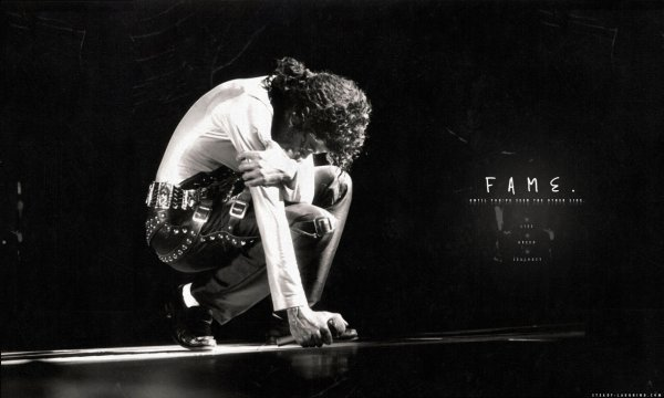 Michael Jackson's Fame .