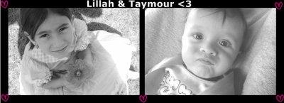Lillah & Taymour ♥♥