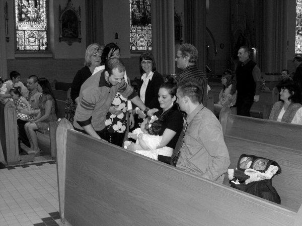 Baptême Kelsye