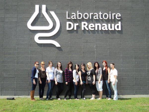 Visite Laboratoire Dr.Renaud