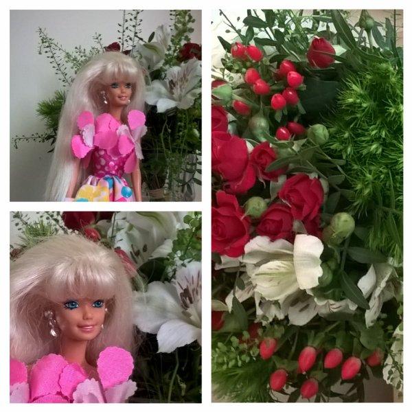 je me joins a blossum beauty pour vous souhaiter un bon 1er mai.