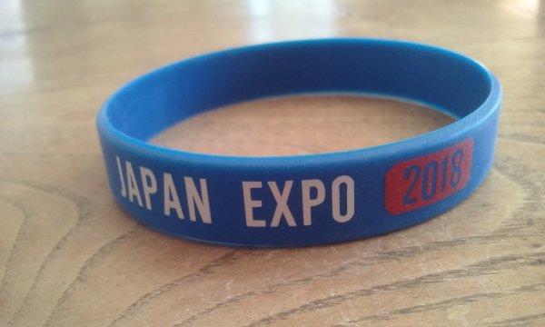 Souvenirs de la japan expo x)