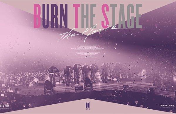 Tient ! Un article sauvage sur Burn The Stage apparaît !!! x)
