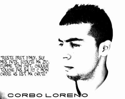 CORBO LORéNO / pour tous mes freres absents (2007)