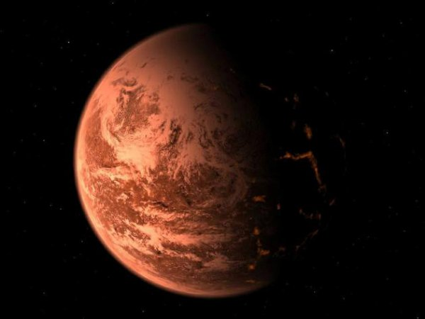 Des astronomes ont découvert l'existence d'une exoplanète où la vie serait possible.