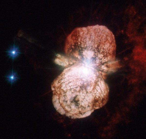 La monstrueuse Eta Carinae