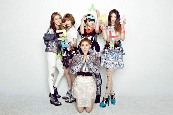 4MINUTE demandera « What's Your Name » dans son prochain single