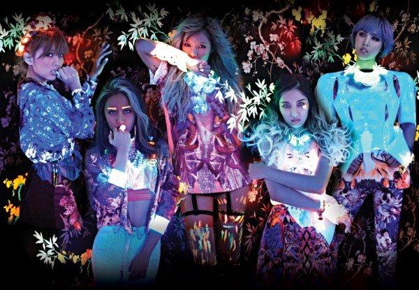 4minute fait son retour avec le MV de « What's your Name »