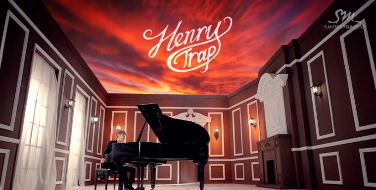 """Henry dévoile un teaser MV pour le titre """"Trap"""" feat. Kyuhyun (Super Junior) et Taemin (SHINee)"""