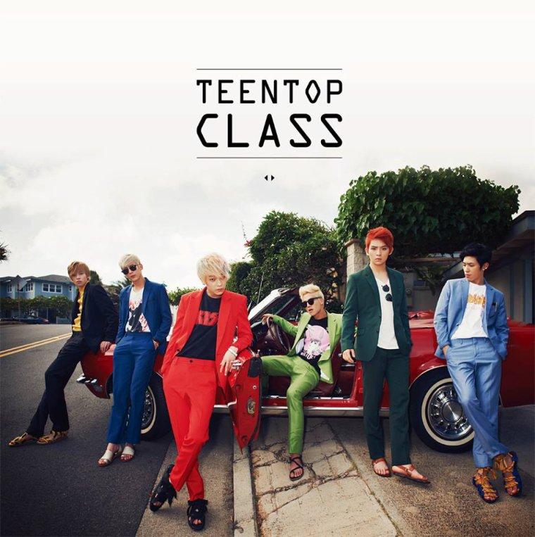 """Teen Top : Photos teaser de L.Joe, Chunji et Ricky + tracklist de """"Teen Top Class"""""""