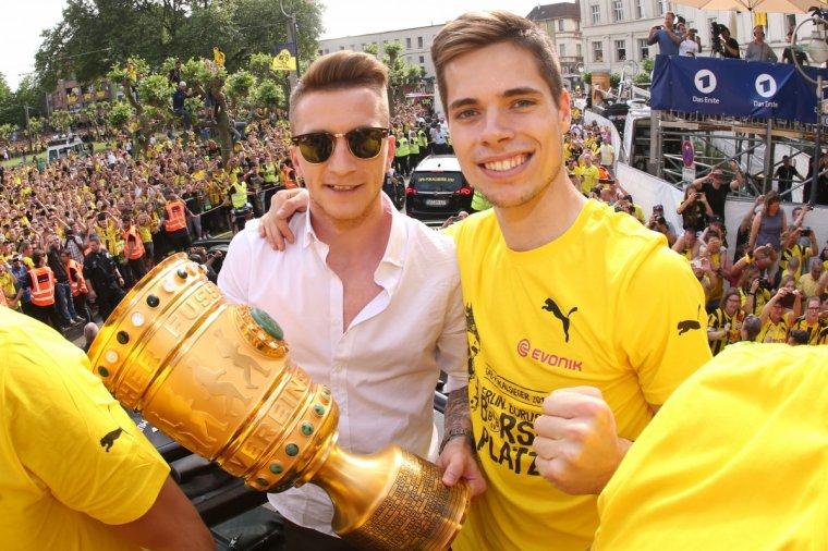 Marco Reus: Daría todo mi dinero para estar sano nuevamente