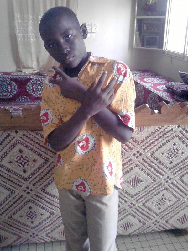 mon jeune frère mimi