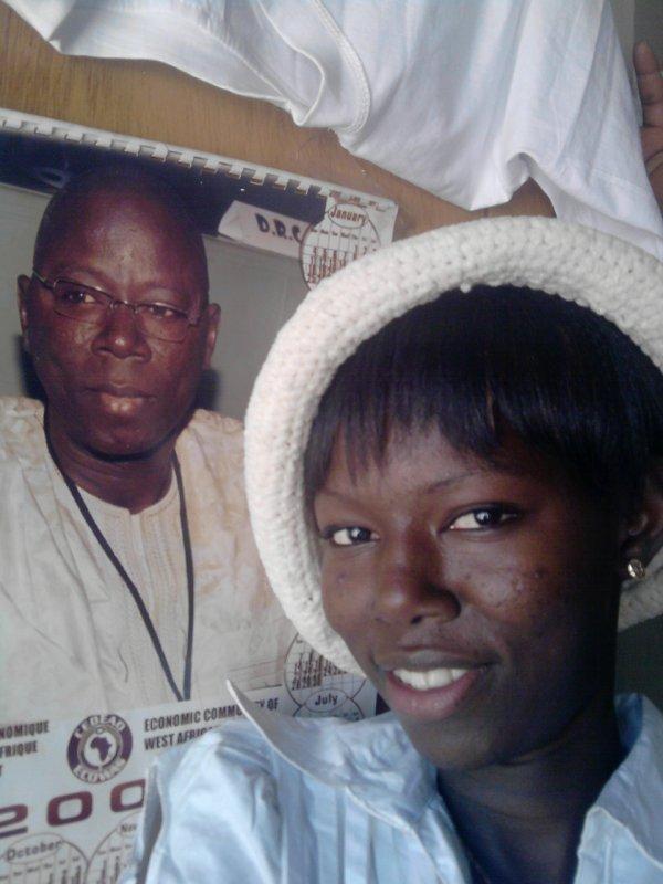 mon papa chéri et moi