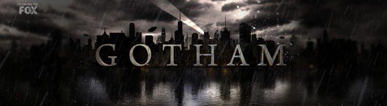 GOTHAM: La FOX Dévoile Le Logo & Le Synopsis De La Série TV