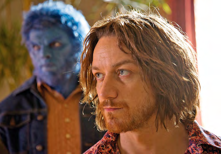 De Nouvelles Photos Pour X-MEN: DAYS OF FUTURE PAST