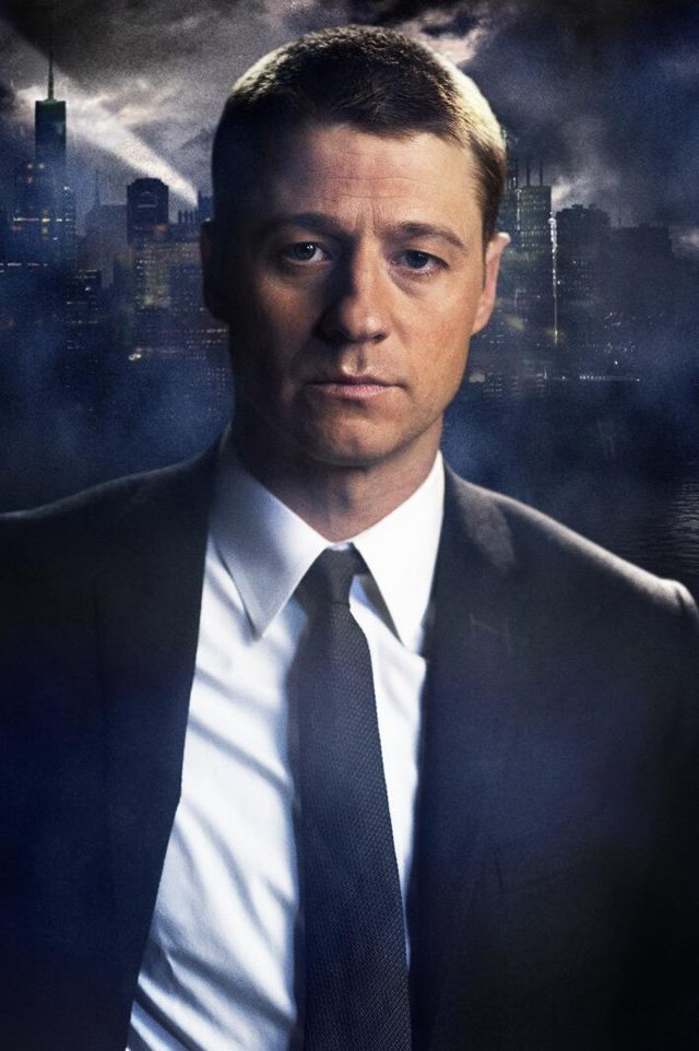 GOTHAM: La Première Photo Officielle De Ben McKenzie En James Gordon