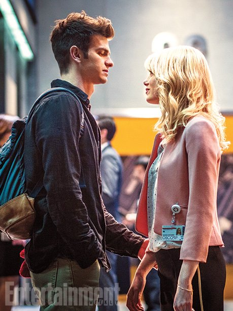 Le Plein d'Images Inédites Pour THE AMAZING SPIDER-MAN 2
