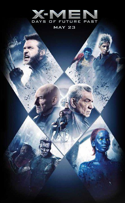 X-MEN: DAYS OF FUTURE PAST : Un Premier Spot TV + Des Images Promos