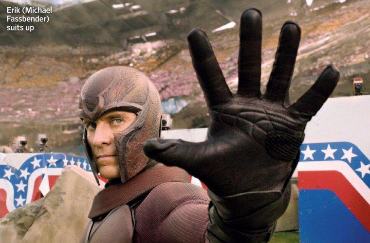 X-MEN: DAYS OF FUTURE PAST: Couvertures, Photos & Featurette!