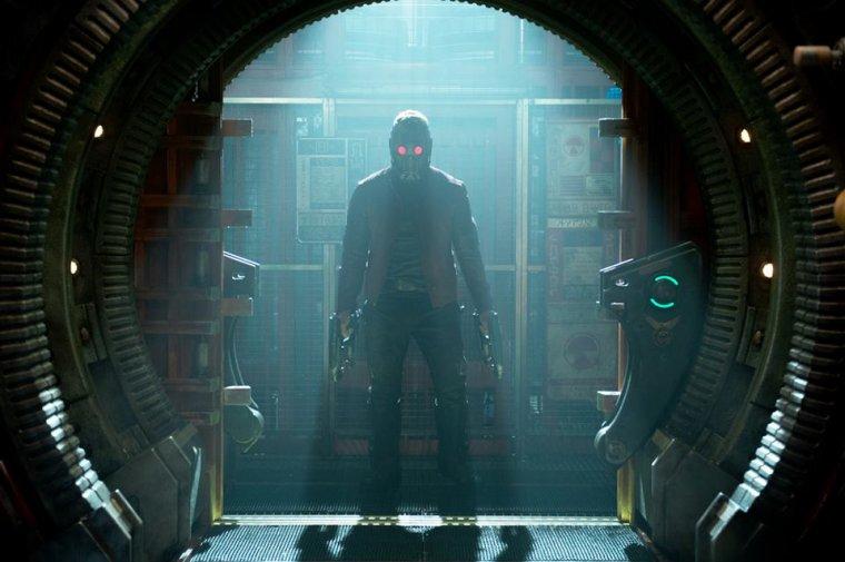 Deux Nouvelles Photos De Star-Lord Pour LES GARDIENS DE LA GALAXIE
