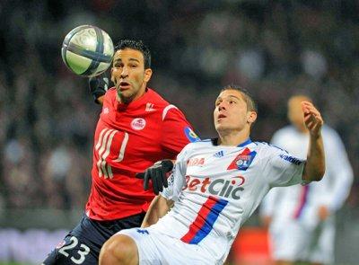 Lyon 3 - 1 LOSC