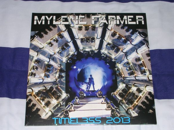 Timeless 2013 Vinyl Album