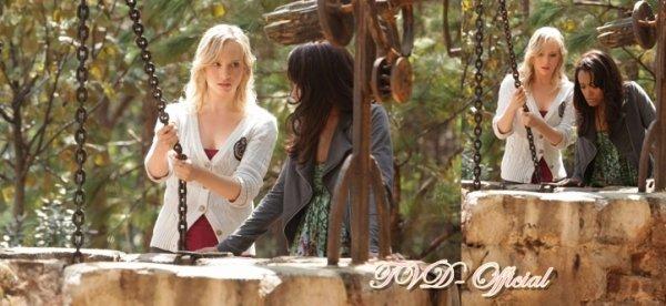 """2 premières images de l'épisode 6 """"Plan B"""""""