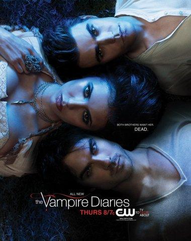 Vampire Diaries diffusé en Belgique