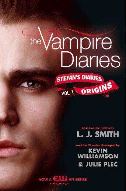 Sortie Américaine de la trilogie Stefan's Diaries