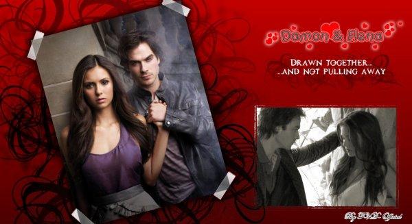 « Il y a une alchimie entre Elena & Damon » Nina Dobrev