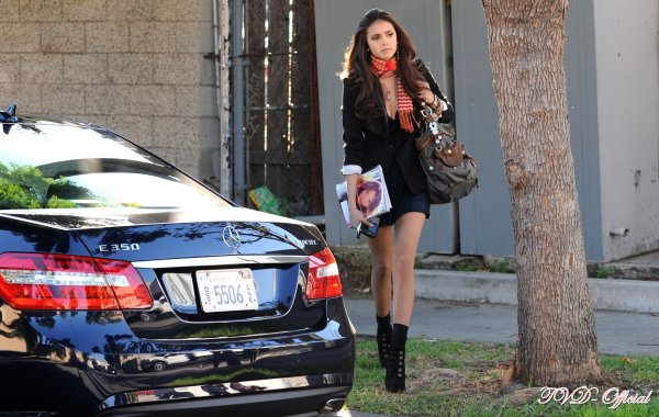Nina à L.A