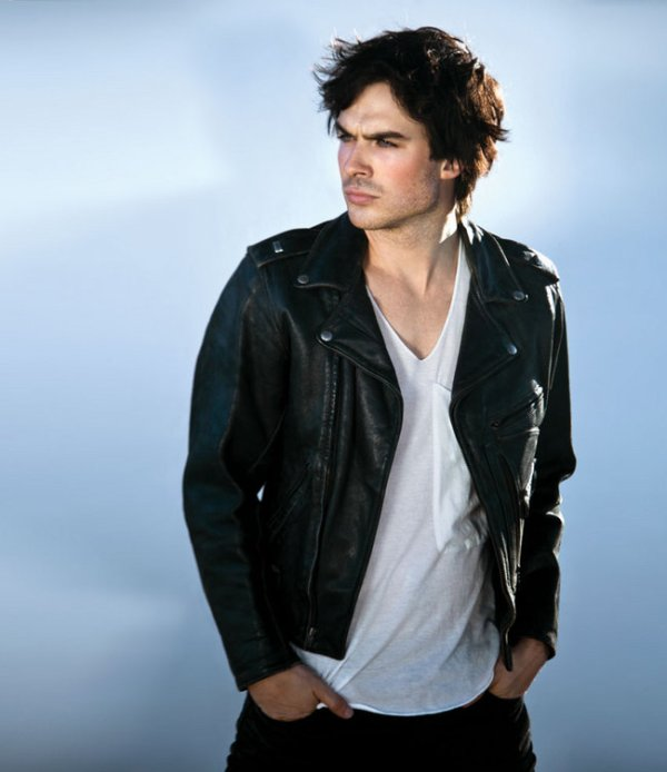 Shoot exclusif d'Ian Somerhalder !