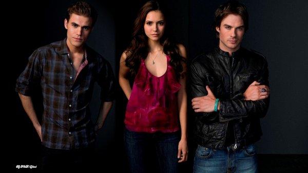 Saison 1 – The Vampire Diaries sur TF1 le 8 Janvier à 16h10 !