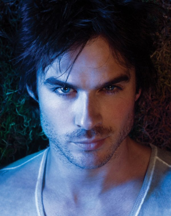 Saison 2 – Shoot exclusif de Damon Salvatore !