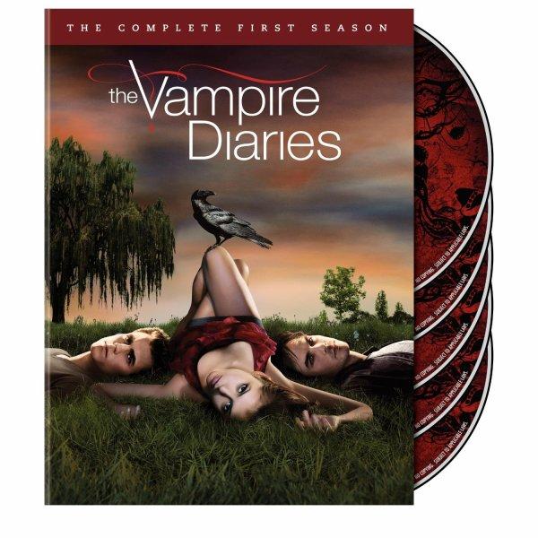Sortie du DVD Vampire Diaries repoussée !!!