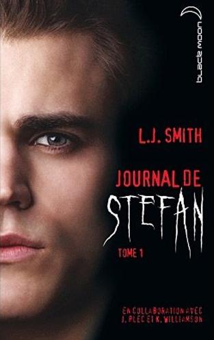 Stefan's Diaries – Le tome 1 est désormais disponible !