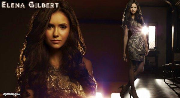 Elena & Katherine vues par Nina Dobrev !